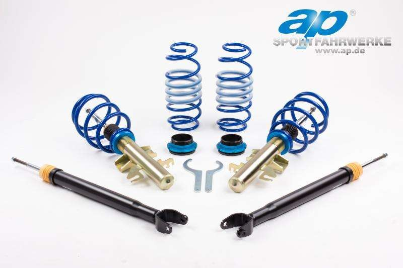 AP coilover kit Audi TT (8N) 2WD / 4WD / Coupe / Roadster
