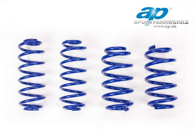 AP lowering springs Mercedes E-Class W210 sedan wagon coupe