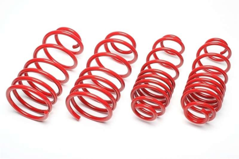 TA Technix Sport Springs VW Polo Type 9N