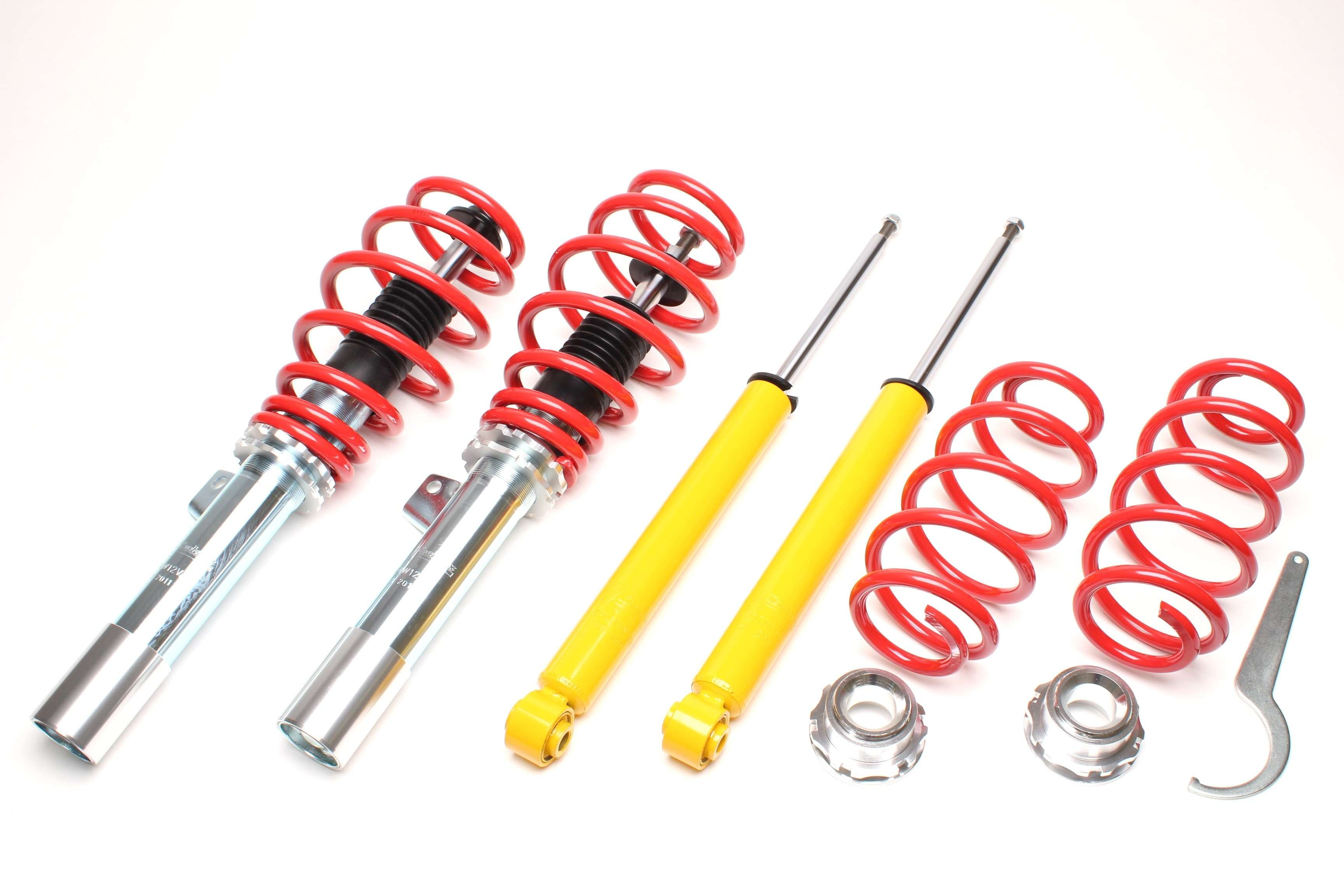 TA Technix Coilover Kit VW Touran (1T)