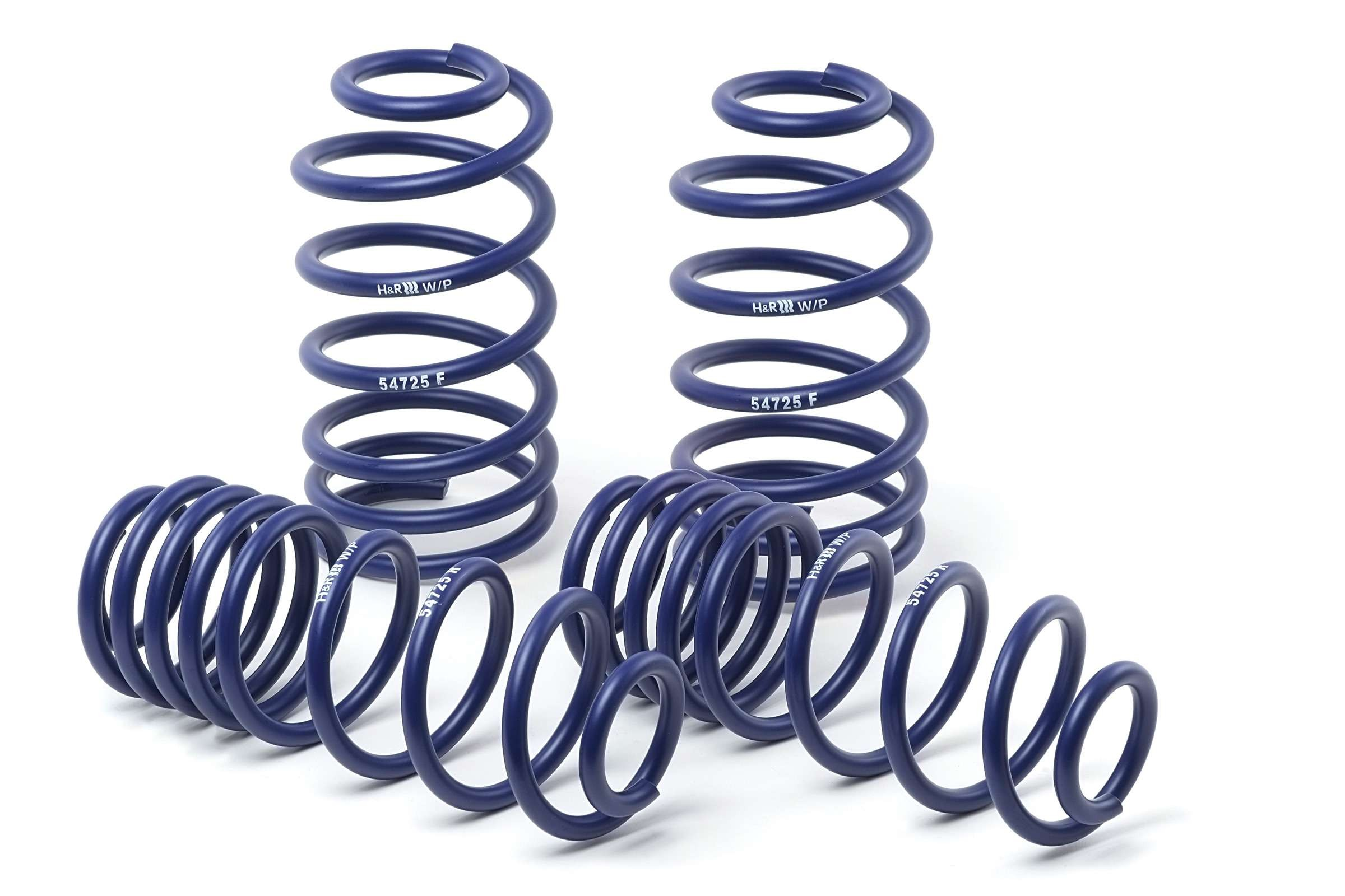 H&R Sport Springs Audi A5 B8 - Convertible - low version