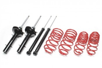 TA-Technix sport suspension kit Mazda 323F/S type BJ