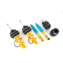 HP Drivetech Air Suspension VW Jetta/Vento MK3 (1H)