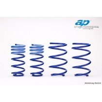AP lowering springs VW Golf MK6 Convertible