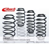 Eibach Performance springs Audi TT (8j) 2wd 4wd quattro coupe roadster