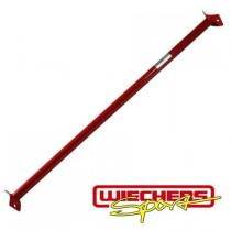 Wiechers steel rear strut bar Fiat Punto, except Turbodiesel and Turbo