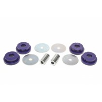 TA-Technix Poly bushings BMW 5er Series E34 / 7er Series E32 / front lower tie ba to chassis bush