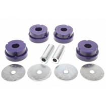 TA-Technix Poly bushings BMW 5er Series E39 only 8-Cyl. / front lower tie bar to chassis bush