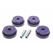 TA-Technix Poly bushings Audi A3 Quattro / TT Quattro / VW Bora 4-motion / Golf IV 4-motion / New Beetle 4-motion / rear wishbone front mounting bush