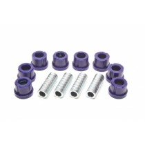 TA-Technix Poly bushings Audi A3 Quattro / TT Quattro / VW Bora 4-motion / Golf IV 4-motion / rear wishbone inner bush