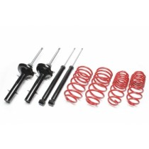 TA-Technix sport suspension kit Lexus IS 200 type XE1
