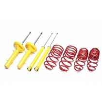 "TA-Technix lowering springs VW delivery front axle (""Transporter"") T5"